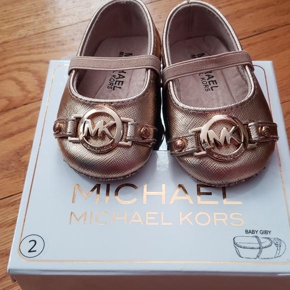 Michael Kors Shoes   Baby Girl Mk Shoes